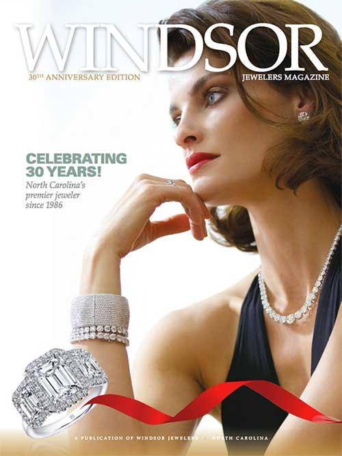 Jeweler Anniversary Publication
